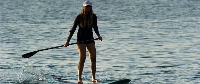 Paddle Boarding (Surfing)