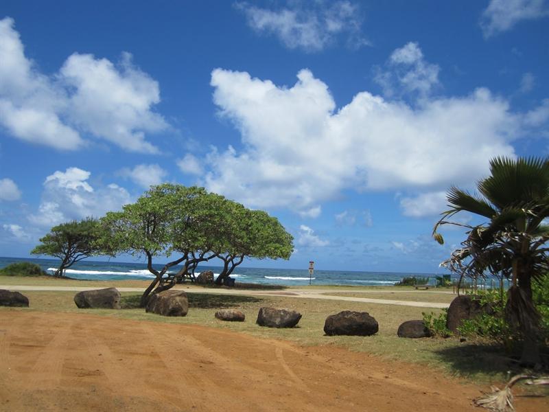 South Aliomanu Beach Kauai