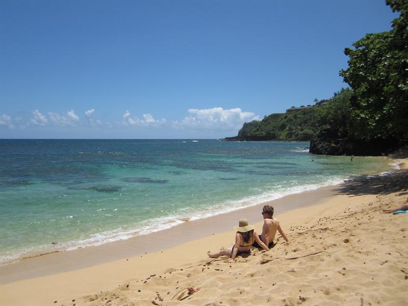 Hideaways Pali Ke Kau Beach