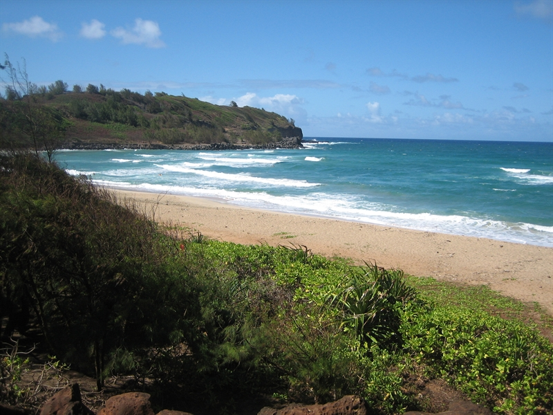 Kahili Beach