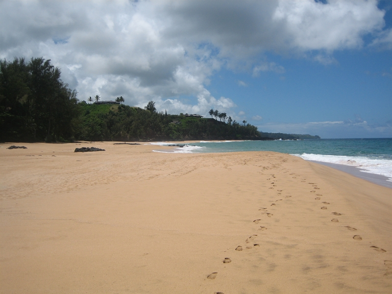 Secret (Kauapea) Beach