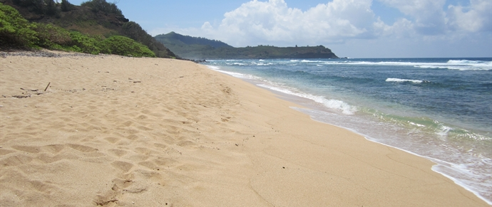 Waiakalua Beaches